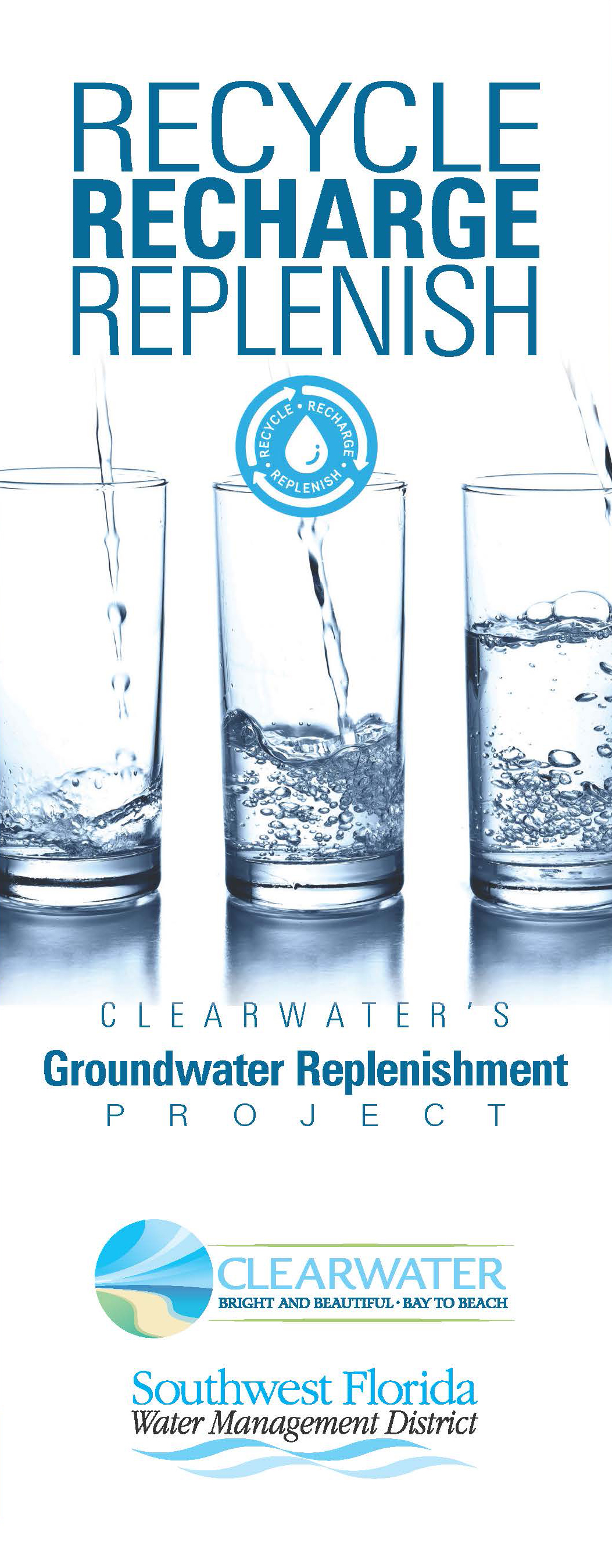 groundwater replenishment potable reuse toilet tap recycle recharge replenish