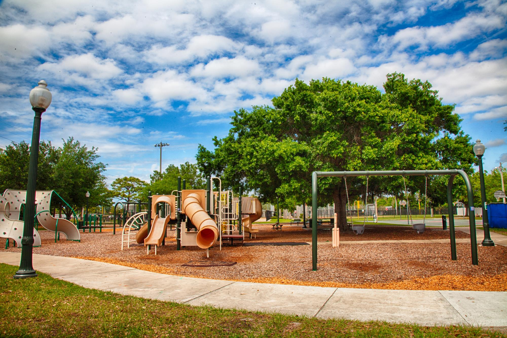 Clearwater Park Playground