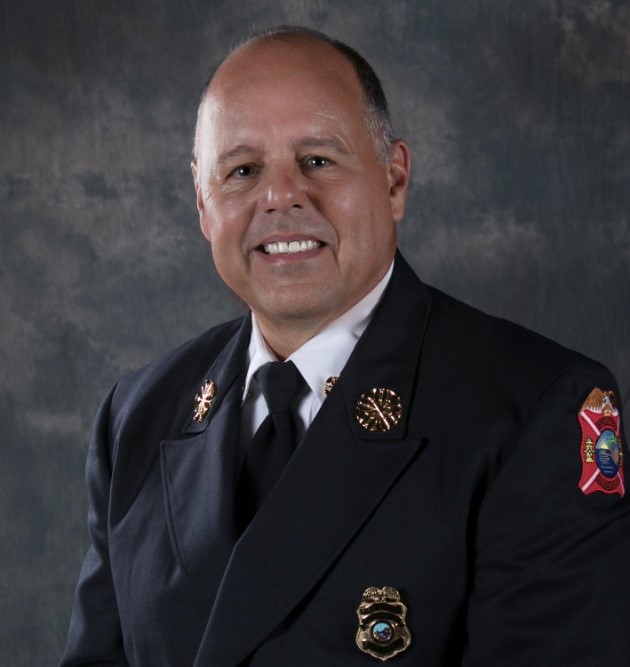 Ehlers, Fire, Chief