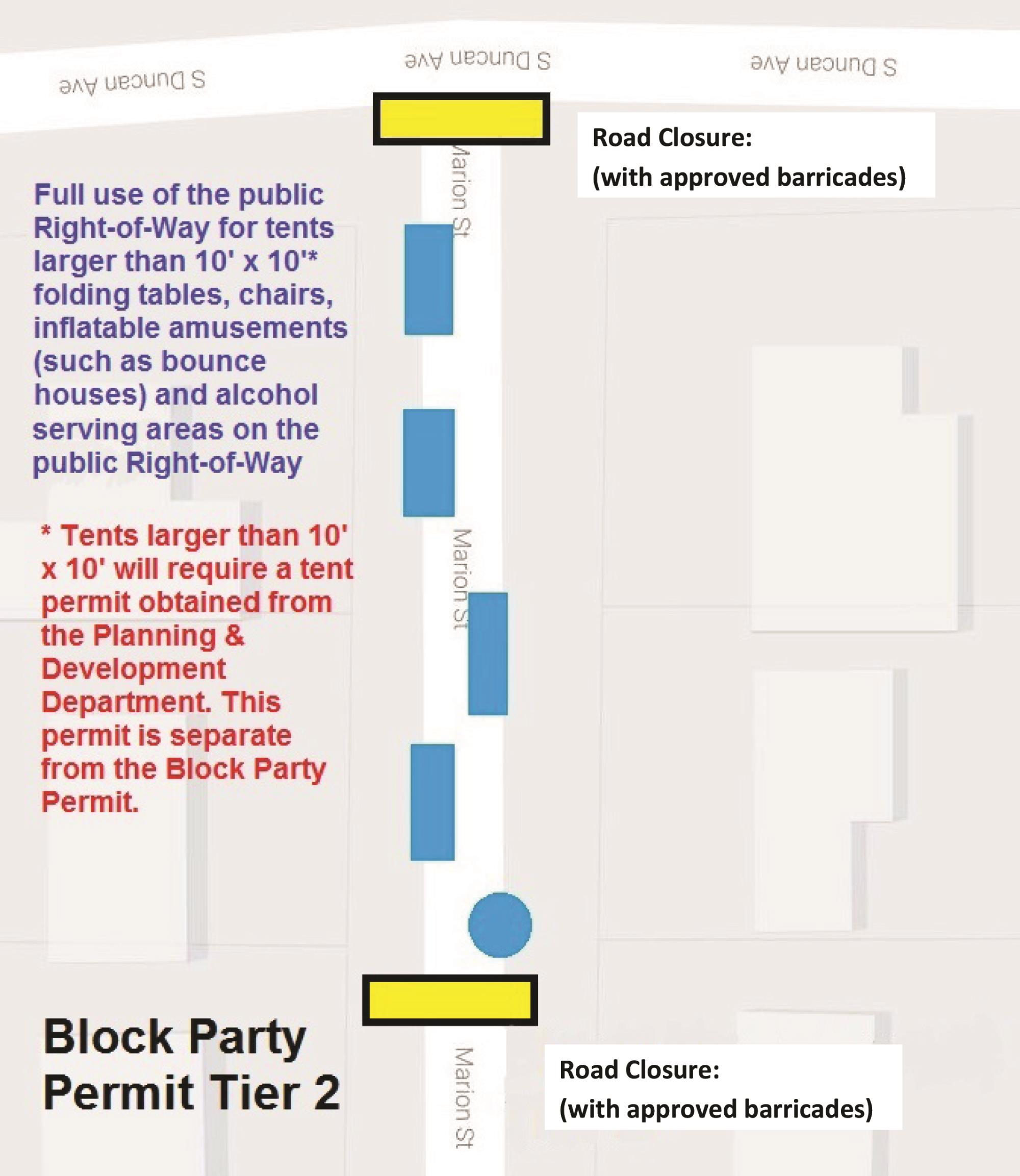 block party map 2