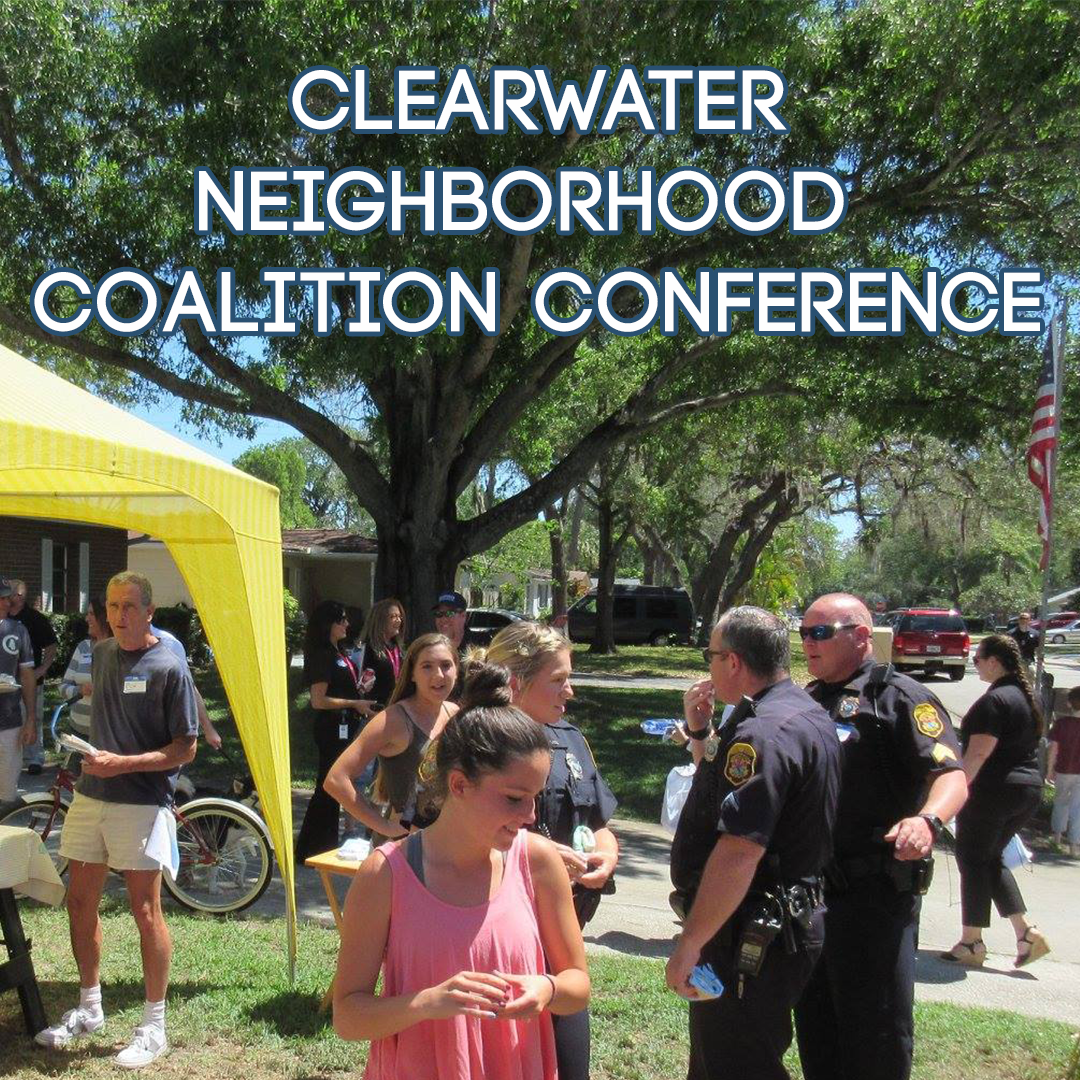 Clearwater Neighborhood Coalition Conference