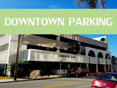 Downtown Clearwater Parking, Downtown Park, Parking in Downtown Clearwater, Where to Park