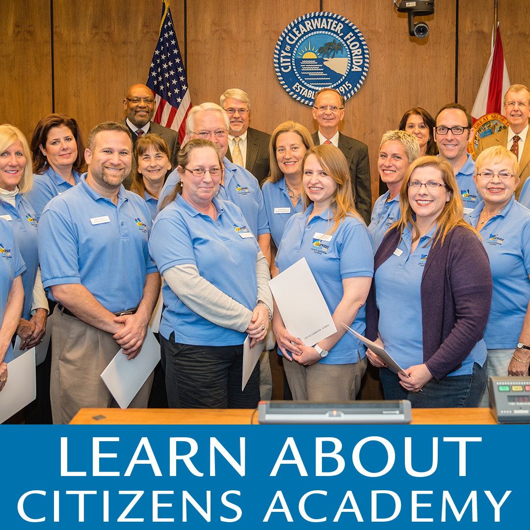 Learn About Citizens Academy