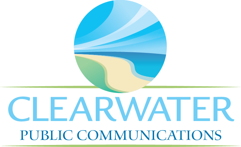 City of Clearwater Public Communications Logo