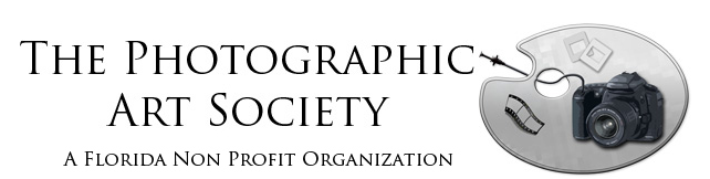 for The Photographic Art Society of Florida