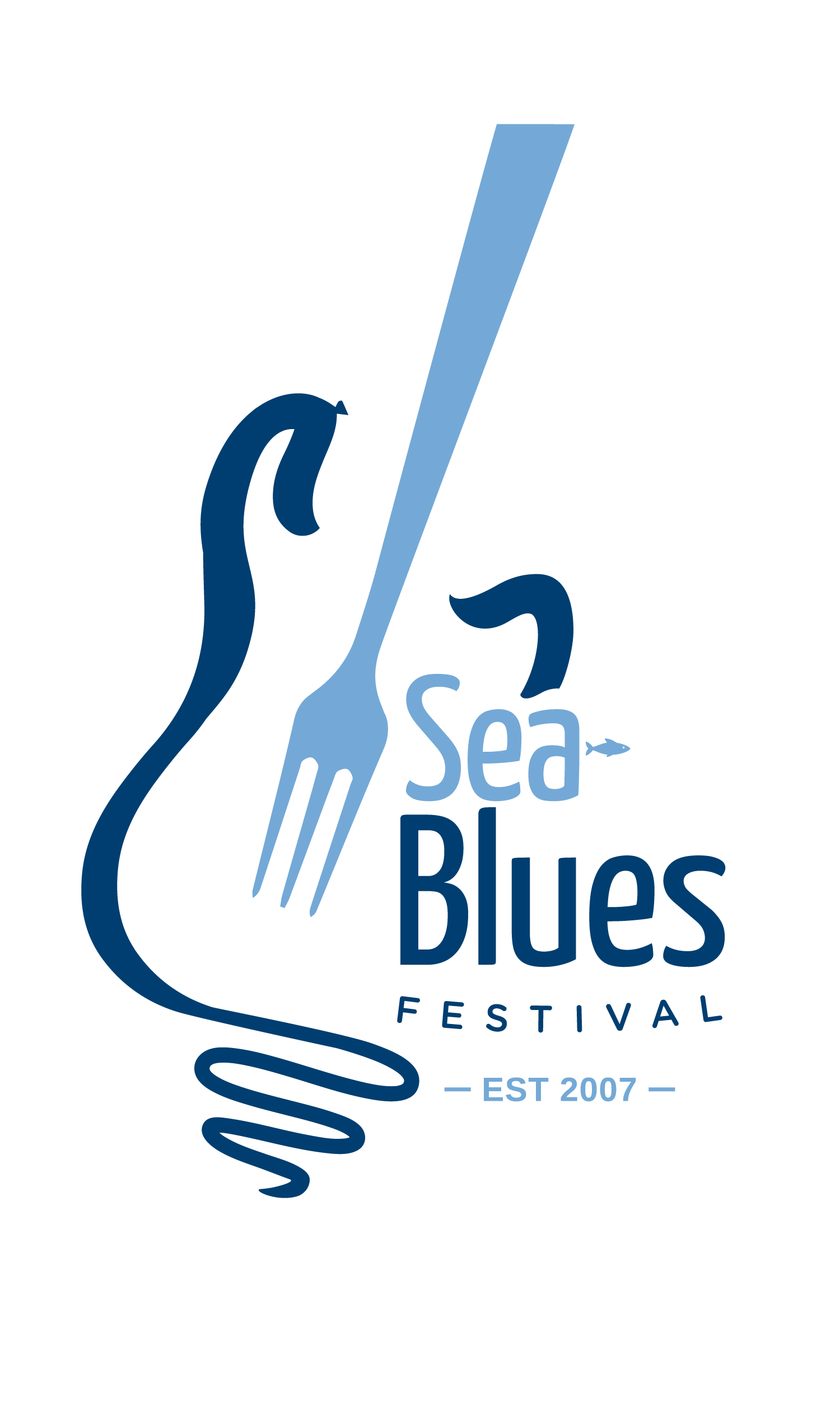 Clearwater Sea-Blues Logo