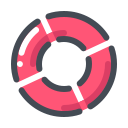 Flotation Device Icon