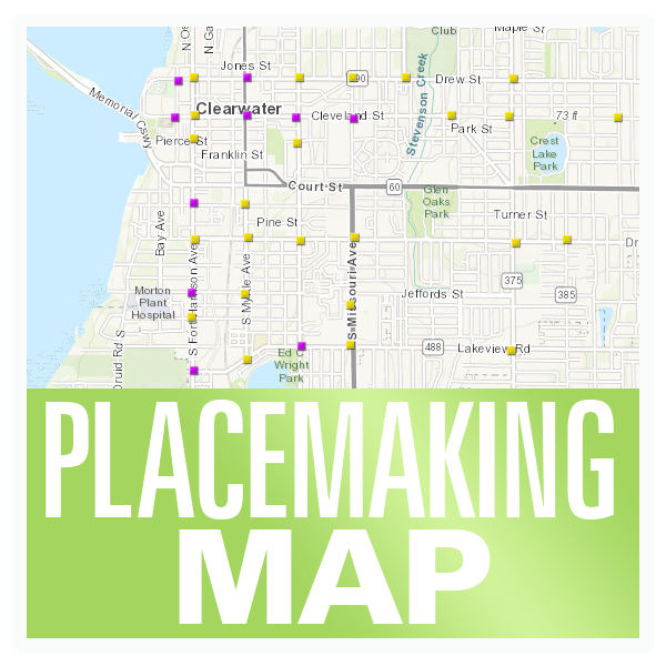 Placemaking Map