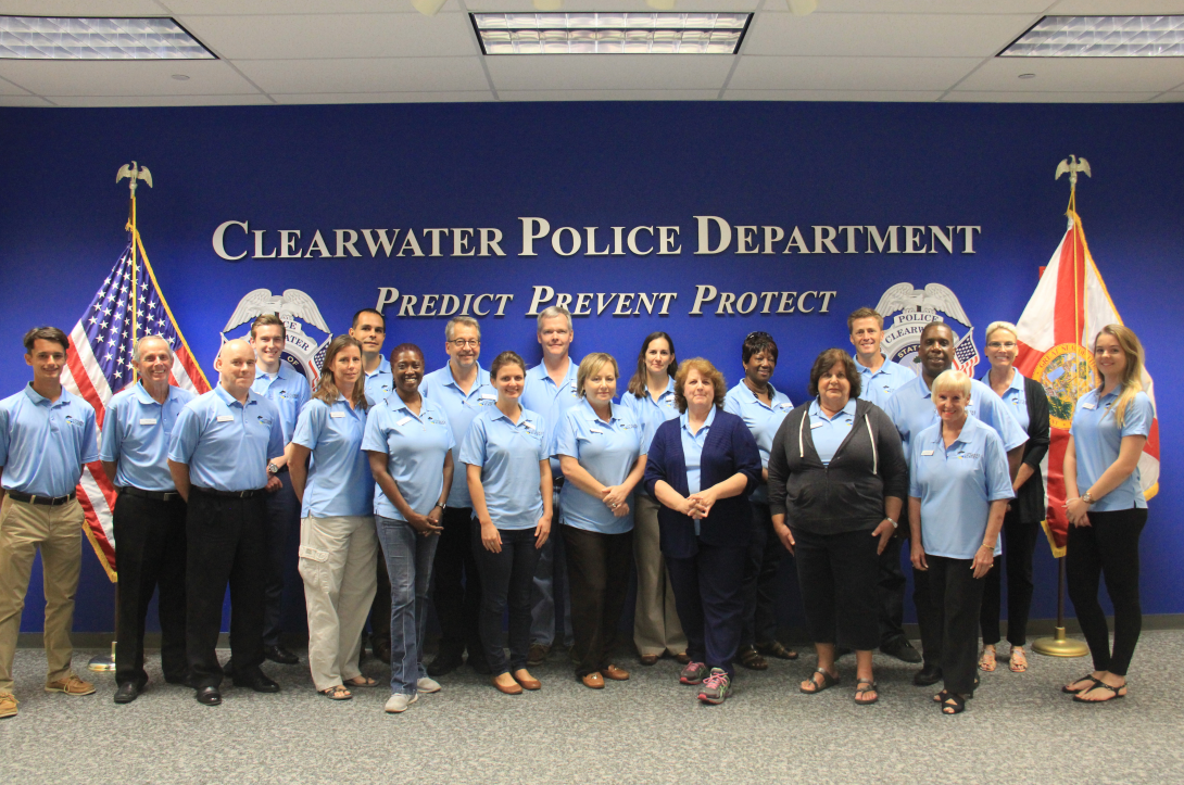 Clearwater Citizens Academy 2016