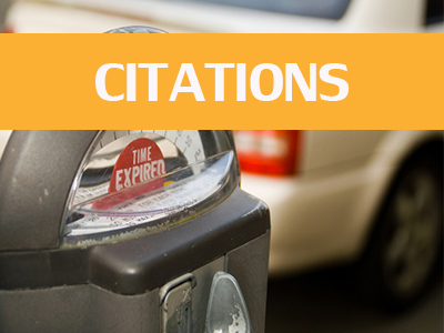 Clearwater Parking Tickets, Citations, I Got a Ticket