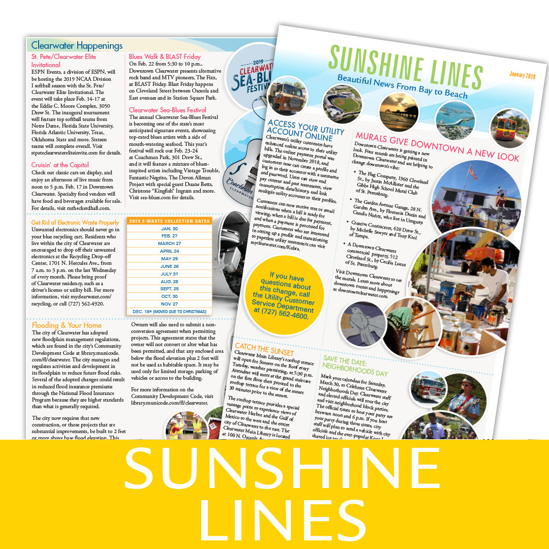 Click here for Sunshine Lines