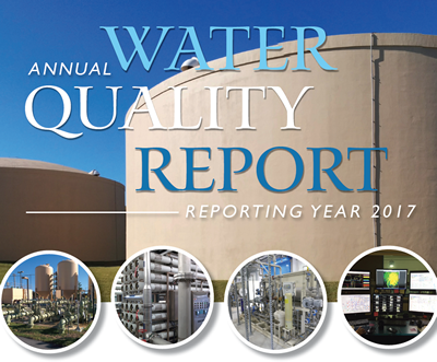 Water Quality Report City Of Clearwater Fl