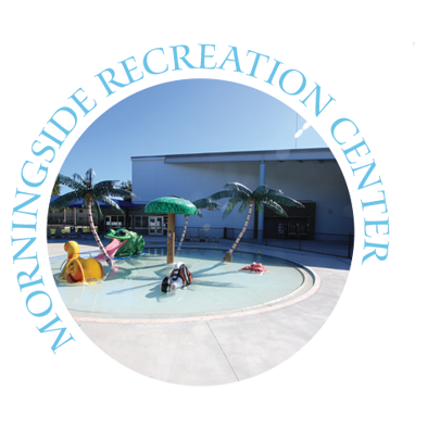 Morningside Recreation Center with picture of Morningside Pool
