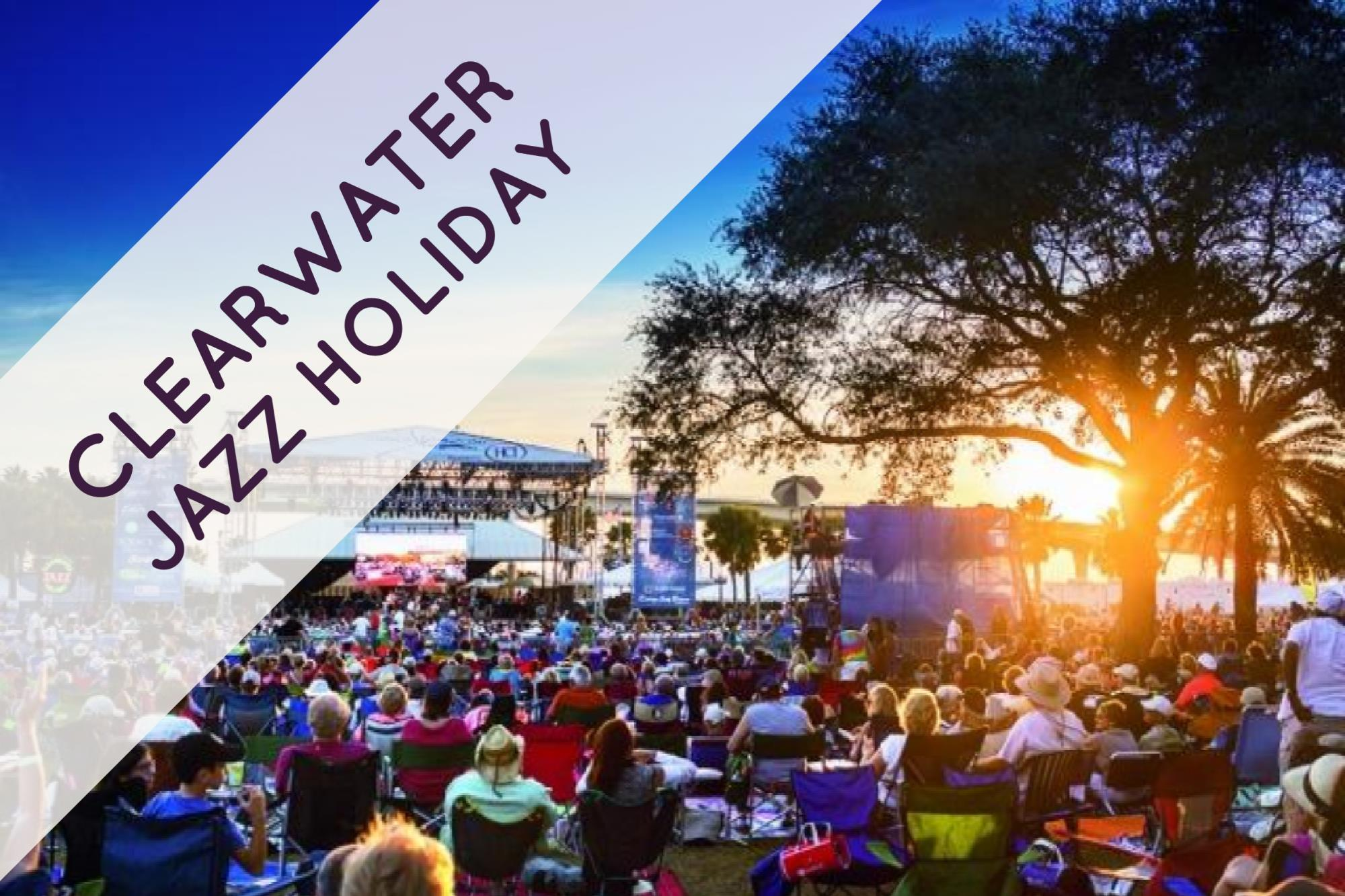 Image link to Clearwater Jazz Holiday