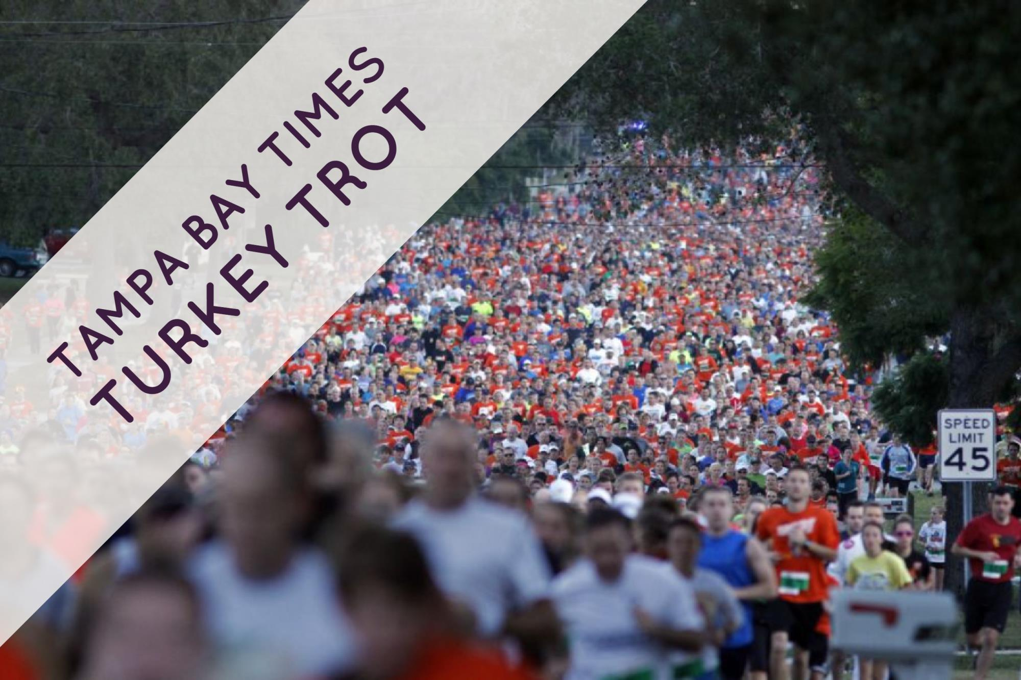 Image link to Tampa Bay Times Turkey Trot